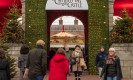 Christmas Village Dublin Castle