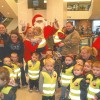 Our Pre-School Kids Go See Santa @ Jervis Centre