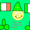 St. Patrick by Brooke