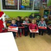 Photos From Santa's Visit To Our Wee Tots Creche, Basin Street