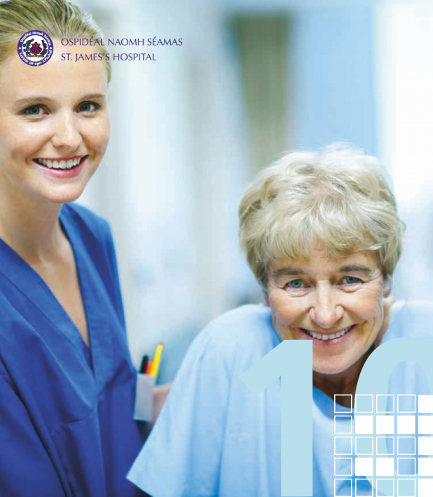 10 Year Irish Cancer Audit Report by Cancer Audit Programme Team at St James's Hospital Dublin