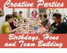 Creative Parties Dublin