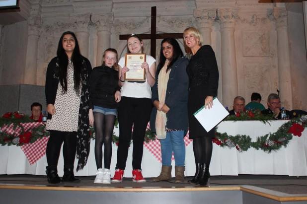 2013 SWICN Youth and Commity Awards Ceremony, St Catherines Church, Thomas Street, Dublin 8