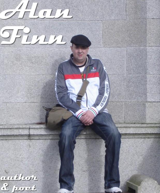 Alan Finn - Dublin-based author & poet