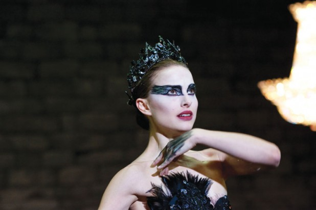 Black Swan Movie Review - Screenshot of Natalie Portman in film