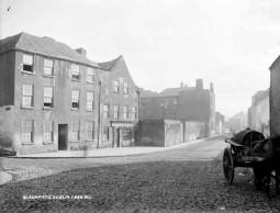 Blackpitts, Dublin 8 [circa  1880-1900] image credit: Robert French (1841-1917)/National Library of Ireland