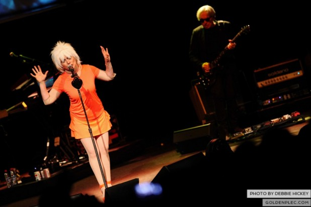Blondie/Debbie Harry live @ Olympia, Dublin June 2013