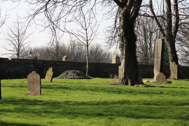 Bully's Acre Graveyard in Kilmainham, Dublin 8 - Famous Irish Historic Site