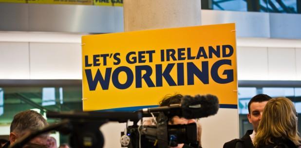 CE Schemes - Let's Get Ireland Working (Poster)