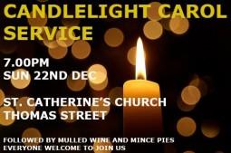 CORE Carol Service St Catherines Church