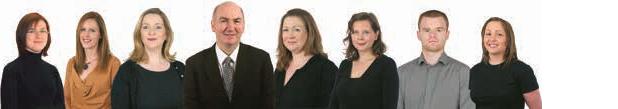 Cancer Care Audit Team at St. James's Hospital Dublin 8