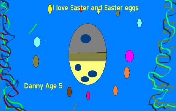 Danny Age 5