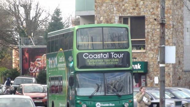 Dublin Bus North Coast And Malahide Castle Double Decker Tour Bus
