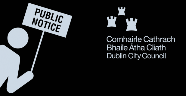 Dublin City Council Public Notice icon