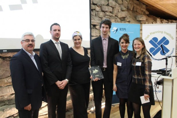 2013 Dublin Space Invaders Final Winners Presentation