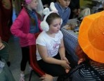Face Painting in Dublin 8 - At Fountain Youth Project Halloween Party