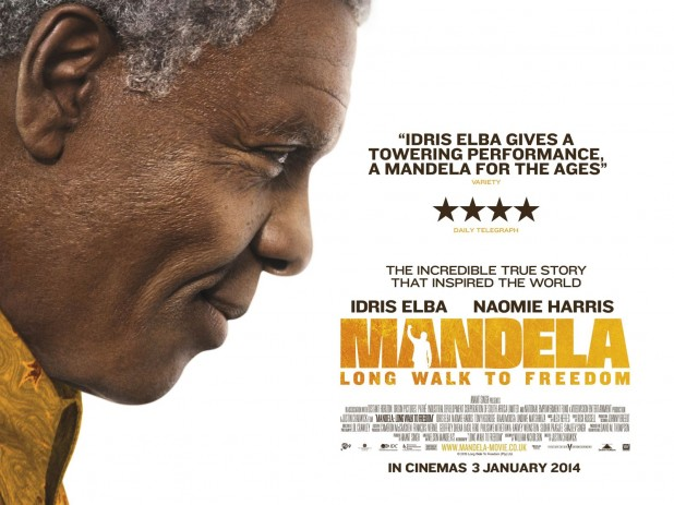Film Review - Long Walk To Freedom