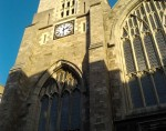 The Front of St. Catherine's Church on Meath Street, Dublin 8