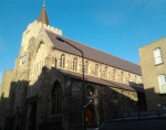 Side View of St. Catherine's Church on Meath Street, Dublin 8