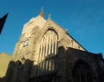 The Steeple of St. Catherine's Church on Meath Street, Dublin 8