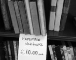 Fusion Sundays Market Dublin Handmade Notebooks