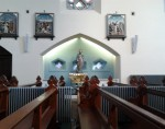 Refurbished Grotto in St. Catherine's Church, Meath Street, Dublin 8