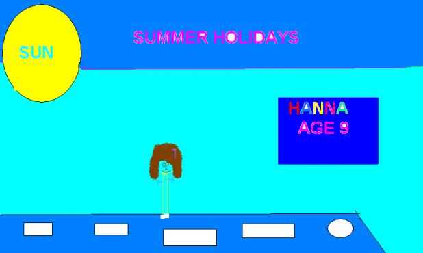 Hannahs Summer Picture