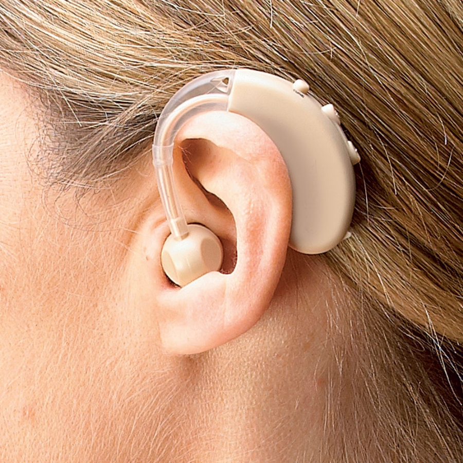 Hearing aid 60