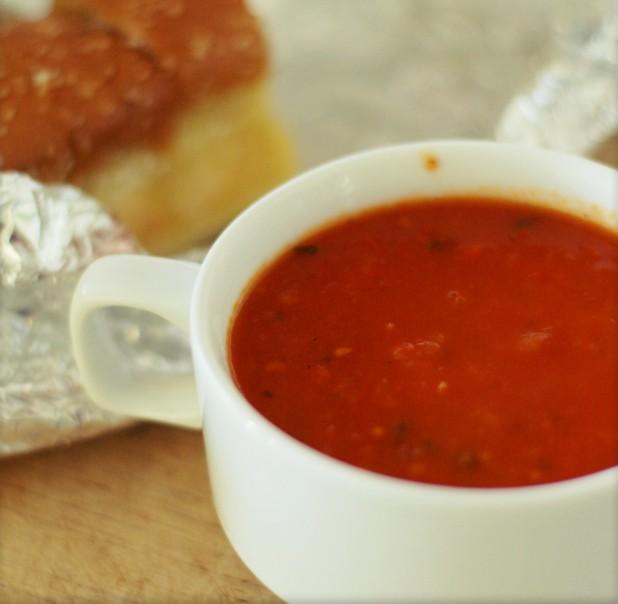 Homemade Tomato Soup Recipe Guide