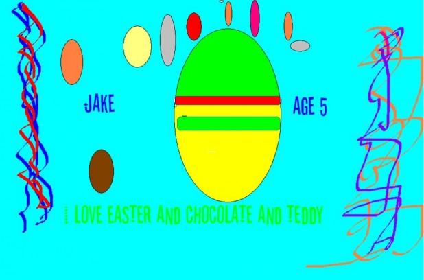 Jake Age 5