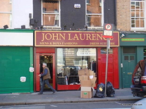 John Lawrence Shop Dublin