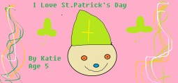 Katie's Paddys Day Pic