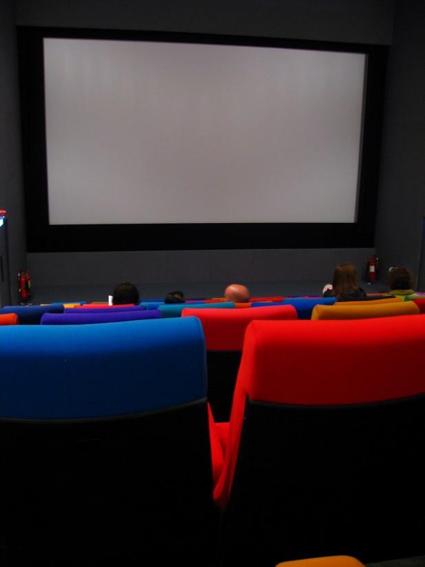 The Lighthouse Cinema, Smithfield, Dublin 7, Ireland