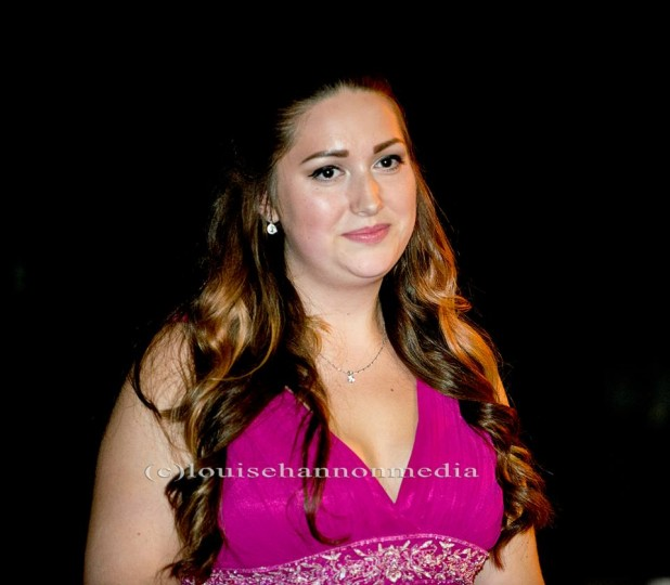 Melissa Murphy, pictured at the Starz Ireland Final 2013 Dublin (2nd Place)