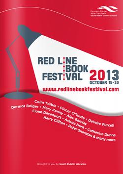 Red Line Book Festival 2013 - Dublin, Ireland