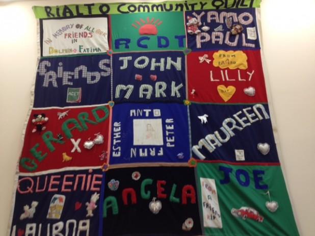 Rialto Community Quilt