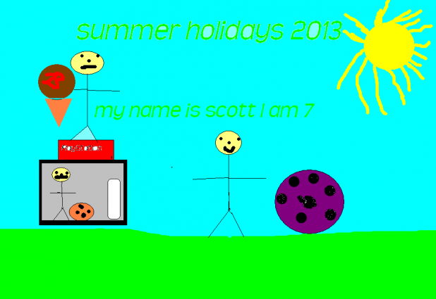 Scotts Summer Picture