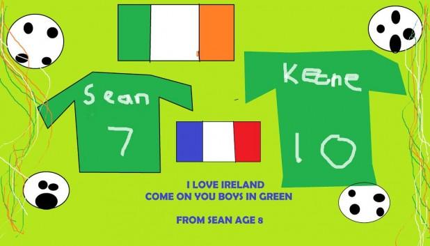 Sean Age 8