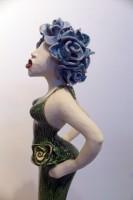 Special Wedding Gift For Bride - Ceramic Diva Figurine