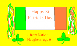 St Patricks Day by Katie