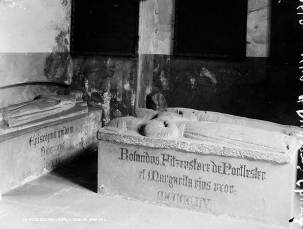 St. Audeon's Tombs, Dublin 8