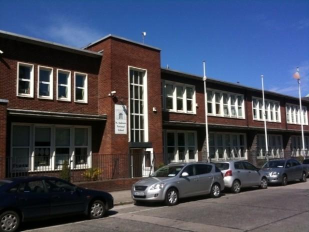 St Audoens National School, Cook Street, Dublin 8