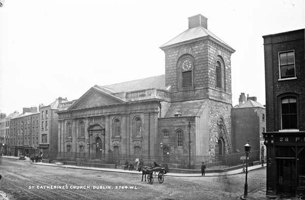 St. Catherine's Church on Thomas Street, Dublin 8