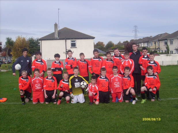 St. James's United Under 12s, 2010