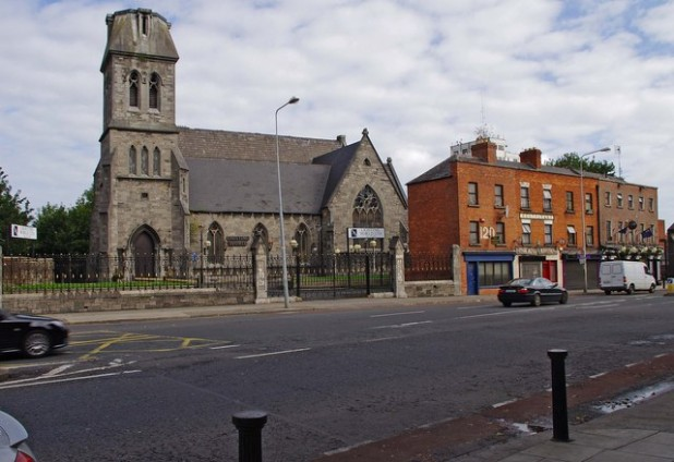 St. James's Street, Dublin 8 - Church and Graveyard