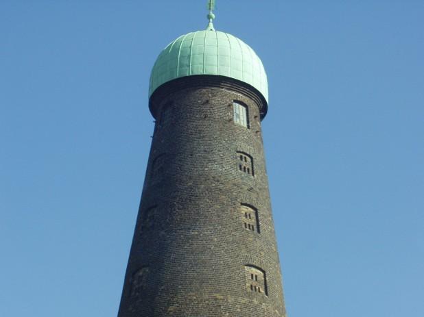 Europes largest smock windmill, The Digital Hub, Dublin 8