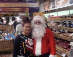 Superquinn Santa Claus