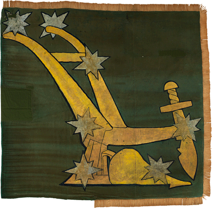 The-Plough-and-Stars-Flag