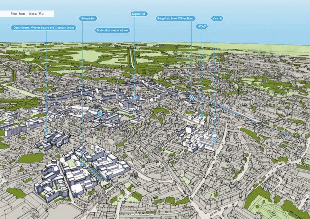 The Liberties Local Area Plan - The Vision: Artists Impressions