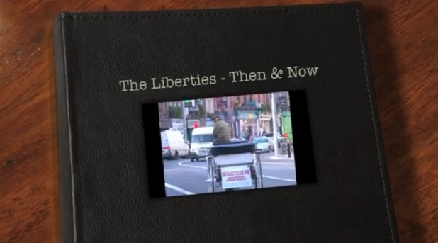 The Liberties: Then and Now - video by DIT students